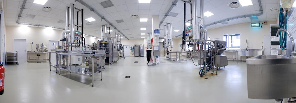 halle technologique ISARA